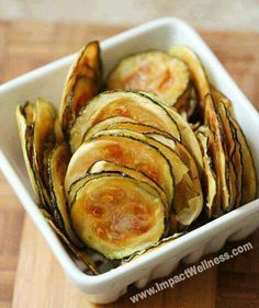 Tasty Tuesday: Low Carb Zucchini Oven Chips!!
