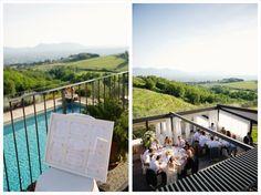 Tenuta San Pietro Tuscany Destination Wedding | Lydia Stamps