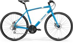 Merida Crossway Urban 20-MD 28 Zoll Urbanbike Blau/Weiß (2017)