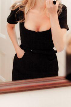 Emersonmade's Little Black Dress.