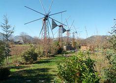 Jermiado Dorf, Kreta, Windmühlen Sailing Ships, Tours, Deutsch, Crete, Nice Asses, Sailboat, Tall Ships