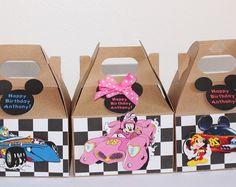 Mickey y los corredores Roadster
