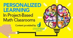 """Join Tom Vander Ark, CEO of Getting Smart, and moderator David Woods, director of curriculum & development at DreamBox Learning for their """"Personalized in Math Classrooms"""" webinarMonday, Sept. 2016 2 to 3 p. Education Week, Free Education, Student Voice, Math Classroom, Maths, Digital Literacy, Math Workshop, Project Based Learning, Growth Mindset"""