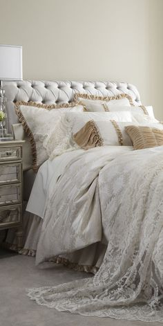 Dian Austin Villa Malibu Bed Linens