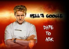 What If Gordon Ramsay Answered Your Google Searches | Aisha's Scrapyard