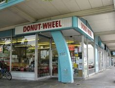 Donut Wheel, Downtown Livermore, CA