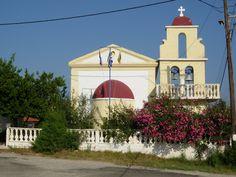 Agios Stefanos Beach Church