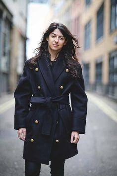 What ELLE Wears: H&M x Balmain | Fashion, Trends, Beauty Tips & Celebrity Style Magazine | ELLE UK