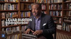 LeVar Burton: Reading Is Key To Freedom
