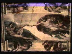 Michelangelo's fresco painting technique demonstration from a NOVA episode. - YouTube