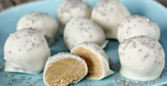 How to Make No-Bake Peanut Butter Snowball Cookies