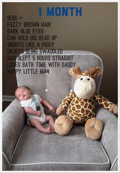 10 Best Wyatts First Year Monthlypictures Images Baby Boy Boy