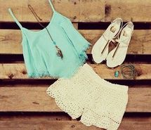 clothing, cute, outfit, love, summer