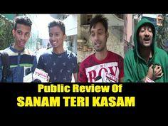 Public Review of SANAM TERI KASAM movie | Harshvardhan Rane, Mawra Hocane.