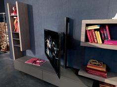 porta tv orientabile girevole full 360 - dettaglio prodotto | ef ... - Soggiorno Tv Orientabile 2