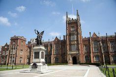 L'université de Belfast - Source Tourisme Irlandais
