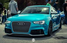 Audi a5 tunning