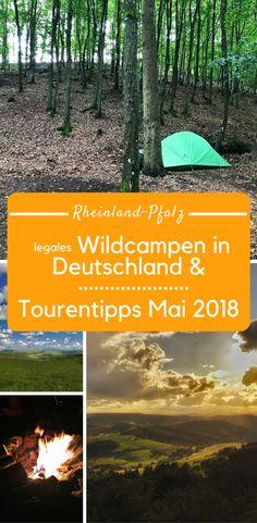 Wildcampen in Deutschland und Tourentipps  #pfalz #rlp #rlperleben #wandern #trekking #tour #camping