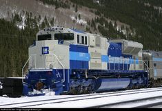 RailPictures.Net Photo: GM 71 General Motors Locomotive Group (EMDX) EMD SD70ACe at East Portal, Colorado by Nick Lyon