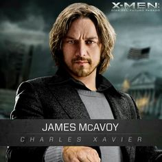 Here is another Brand NEW ! From X-Men : Days of future Past featuring James McAvoy as Charles Xavier. X-Men : Days of future Past hits the big screen on May 2014 ! Charles Xavier, X Men, Patrick Stewart, Maisie Williams, Magneto E Xavier, Freddie Mercury, Love Movie, Movie Tv, Glasgow