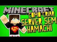 Como Criar Server De Minecraft Pirata E Original Hamachi - Minecraft server erstellen mit hamachi