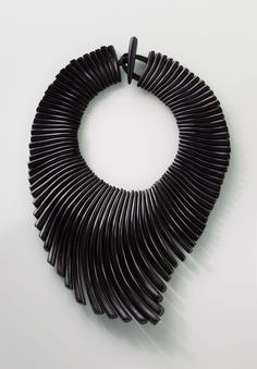 Monies Ebony Wave Necklace // Santa Fe Dry Goods