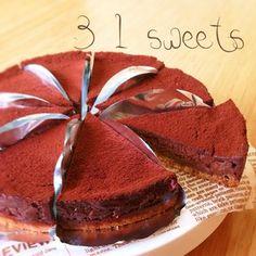 ✦砂糖不使用✦生チョコタルト✦+by+Mizukiさん+|+レシピブログ+-+料理ブログのレシピ満載! チョコ好きさんに是非オススメしたいケーキです♬ 基本プレーンバージョン(+•ॢ◡-ॢ)-♡ 材料も少なく、作り方もとっても簡単♡ 生チョコといっても火を通すのでプレゼントにも最適です(+´+▽+...