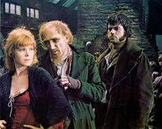 Ron Moody as Fagan Oliver Reed as Bill Sykes in Oliver! (1968)