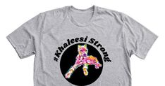 Fundraiser for Khaleesi! - Buy Fundraiser for Khaleesi! merchandise that supports Mutty Paws Rescue. Featuring Dark Heather Grey Premium Unisex Tees, professionally printed in the USA. Baby Shih Tzu, Baby Chihuahua, 3 Legged Dog, Paws Rescue, Khaleesi, Fundraising, Heather Grey, Unisex, Usa