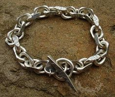 de46e608c4369 22 Best Silver Chain Design For Mens By www.menjewell.com images ...
