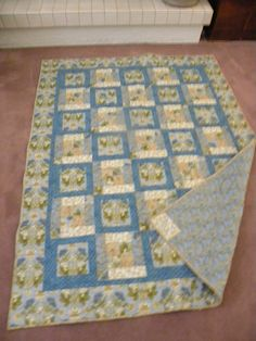 A special request hand made quilt.
