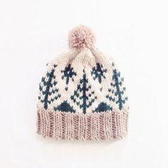 DIY bonnet à motifs