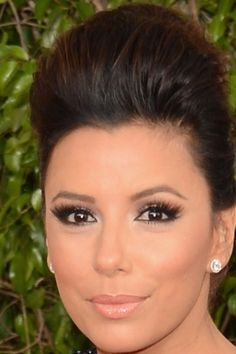 Eva Longoria wedding make up.  This is my most requested make-up