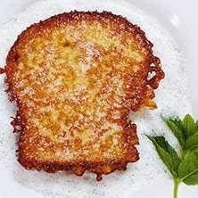 Fattiga riddare French Toast, Good Food, Brunch, Food And Drink, Snacks, Eat, Breakfast, Desserts, Stockholm