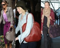 Latest Celebrity Favorite Accessory: Bags Burberry Orchard