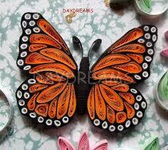 Картинки по запросу mariposas quilling