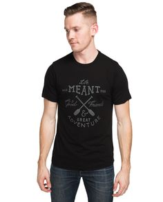 Life Was Meant For Good Friends Tee – Sevenly