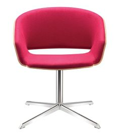 Halo Breakout Chair - Product Page: http://www.genesys-uk.com/Breakout-Furniture/Halo-Breakout-Chair/Halo-Breakout-Chair-Halo-Breakout-Seating.html  Genesys Office Furniture - Home Page: http://www.genesys-uk.com  The Halo Breakout Chair is a stylish chair, which makes a strong visual statement without compromising on comfort.  The show-wood shell of the Halo Breakout Chair, adds contemporary elegance.