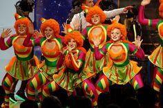 Clowns Kostüm Fasching