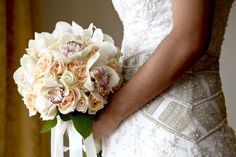 Wedding bouquet. Love this!
