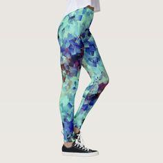 Elegant modern retro leggins leggings