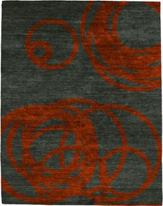 Gianfar Hand Knotted Tibetan Rug from the Tibetan Rugs 1 collection at Modern Area Rugs