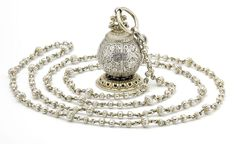Pomander with chain