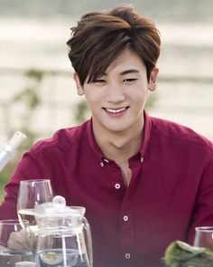 "Park Hyungsik @ Drama ""High Society"" Behind Picture Park Hyung Sik, Asian Actors, Korean Actors, Korean Celebrities, Strong Girls, Strong Women, The Heirs, Ahn Min Hyuk, Dramas"