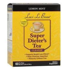 Active Laci Super Dieters Tea 15 Bags Selling Well All Over The World pack Of 2