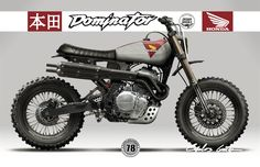 Capêlos Garge and Dream Wheels Heritage have joined forces to build this incredible commissioned project of an Honda NX650 inspired by the 1970's Honda Motorcycles We has expected have created the Design and Dream Wheels is taking good care of the Build.