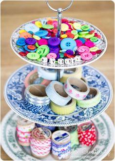 DIY: cake stand by batjas88