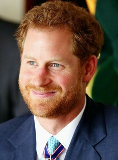 His Royal Highness Prince Henry Of Wales