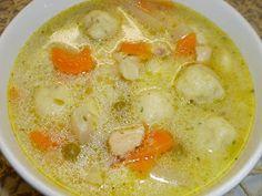 Soup Recipes, Cake Recipes, Dinner Recipes, Healthy Recipes, Hungarian Recipes, Hungarian Food, Hot Soup, Cheeseburger Chowder, Main Dishes