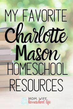 Charlotte Mason Resources Master List 1 Homeschool Kindergarten, Homeschool Curriculum, Homeschooling Resources, Preschool, Curriculum Planning, Lesson Planning, Learning Activities, Charlotte Mason Curriculum, How To Start Homeschooling